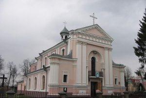 Костьол Святої Варвари в Бердичеві