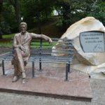 Пам'ятник А. Чехову у місті Суми