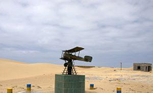 Пам'ятник Сент-Екзюпері в Тарфайя
